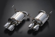 日本 Subaru STI 原廠 雙出 排氣管 WRX STI VAB / WRX S4 VAG 專用