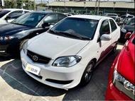 【FB搜尋桃園阿承】豐田 超人氣VIOS跑15萬 2010年 1.5CC 白色 二手車 中古車