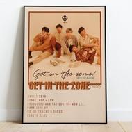 CD❄SB19 Album Art Poster