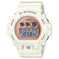【CASIO 卡西歐】G-SHOCK 時尚電子女錶 橡膠錶帶 防水200米(GMD-S6900MC-7D)