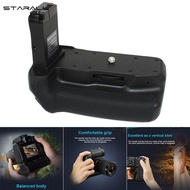 StarALL Professional Double Battery Grip Holder Pack Support Vertical Shooting for CANON EOS800D T7i X9i 77D