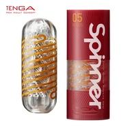 日本 TENGA SPINNER 05 迴旋飛機杯 (BEADS/連環珠)