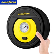 □☏Goodyear car inflator portable digital display preset tire pressure automatic charging and stoppin
