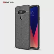 Cases V40-Case-Cover Phone-Back-Protective Smartphone Shockproof LG for Lg-V 40/V40 Soft