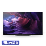 SONY KD-48A9S 48吋 OLED 4K Ultra HD Android 智能電視 Picture Processor X1™ Ultimate呈現無可比擬的逼真度;OLED