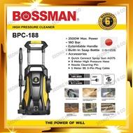 BOSSMAN 2500w High Pressure Cleaner BPC188 water Jet / waterjet
