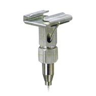 自動束頭吊具(附孔)R-E型 標示牌 指標 輕鋼架 天花板 掛畫軌道 壁畫 吊具 掛勾 掛鉤 掛圖器