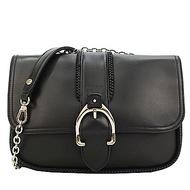 Longchamp AMAZONE系列荷篷包-黑/中