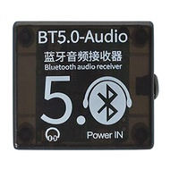 BT5.0 Audio Receiver MP3 Bluetooth Decoder Lossless Car Speaker Audio Amplifier Board with Case