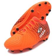 HARA Sports รองเท้าฟุตบอล รองเท้าสตั๊ด รุ่น F88X3 สีส้ม