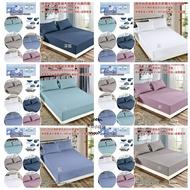 ✯嚴選✯3M✯ 吸濕排汗 100% 防水 保潔墊 多款床包 單人 雙人 加大 特大 防水 枕頭套