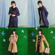 【Dailo】披肩造型連帽長版女長袖-外套(兩色/版型寬鬆/魅力商品)