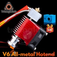 Trianglelab Highall-metal V6 Hotend 12V/24V Remote Bowen Print J-head Hotend And Cooling Fan Bracket