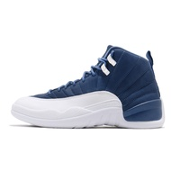 Nike Air jordan 12 Retro Indigo 深藍 白 渲染 男鞋 【ACS】 130690-404