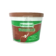 Wessbond Wood Filler Putty 500 g [Natural/Teak]