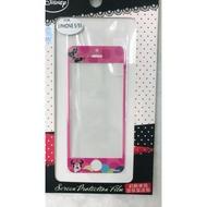 《特價出清》蘋果 IPhone 5/5S 正版授權迪士尼 彩繪 9H鋼化玻璃保護貼 螢幕保護貼 卡通保護貼