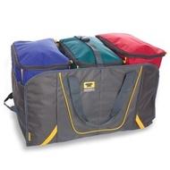 美國MountainSmith Modular Hauler 3 露營 旅遊 RV 收納提袋組-體積大僅可郵寄!