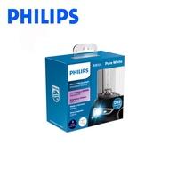 PHILIPS HID 氙氣車燈 6000K D1S/D2S/D3S/D4S/D4R 兩入裝贈充電滑鼠