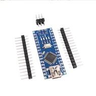 Arduino 2014版本 Nano V3.0 ATMEGA328P 改進版 無焊接板