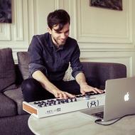 taitai3熱銷Arturia KeyLab 25/49/61鍵 專業配重編曲MIDI鍵盤DJ打擊墊控制器