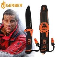 【Gerber】貝爾求生系列軍用級固定直刀