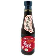 【味榮】極釀級有機黑豆蔭油膏(320ml)