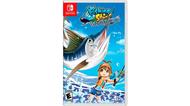 【NS 遊戲】任天堂 Switch 釣魚明星 世界巡迴賽《中文版》