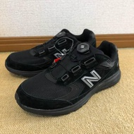 New Balance MW880BC3 BOA 日本購入台灣沒發,BOA快拆系統跑鞋全黑色26.5cm 4E 9號可穿
