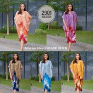 Semi-Silk Kaftan 2901