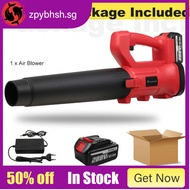 Cordless Electric Air Blower 18000RPM 288VF Vacuum Cleaning EU Plug Computer Dust Collector Leaf Blower For Makita Battery 18V