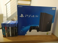 SONY PLAYSTATION PS4 PRO 1TB CONSOLE Brand New