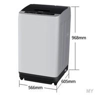 🌈Hantar segera🌈Panasonic 10kg automatik mesin basuh pulsator rumah tangga tercinta penjimatan tenaga nombor XQB100-T16