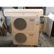 【尚典中古家具】TOPPING分離式冷氣(3噸)(1對1)(聲寶副廠)(不含安裝)  二手冷氣