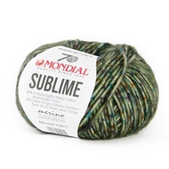 Mondial 舒芙花呢毛線 SUBLIME Tweed 夢代爾