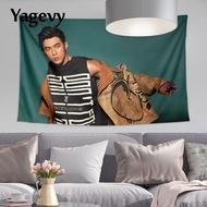 ☏⅙🔥Ready Stock🔥JAY Chou JAY Chou same surrounding custom gift decoration photo poster background cloth hanging wall cl