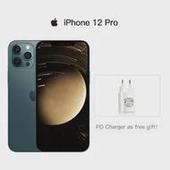 """ใช้ต้นฉบับ Apple iPhone 12 Pro/iPhone 12 ProMax 5G สมาร์ทโฟน6.1 ''/6.7"""" XDR จอแสดงผล a14ชิป12MP Triple กล้องโทรศัพท์มือถือ"""