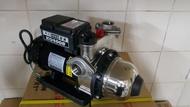 【Pump UG】東元KQ400S*1/2HP電子穩壓馬達*加壓機*不生鏽~詢問免運費~木川網路經銷商