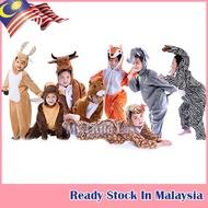 Big Head Children Hoodie Costume Animal Costume Performance Dress Up For Kids