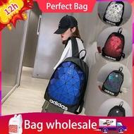 Adidas Backpack 3d Issey Miyake Laptop Travel Outdoor Bag 320n