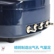 ≓☁Goldfish tank oxygen pump small household aerator pump silent aerator aerator aerator oxygen Rod
