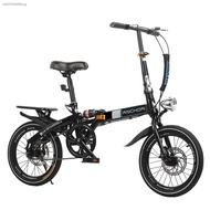 ◕✇♧Flying pigeon iron anchor ten-speed bicycle 20-inch folding wheel bike adult students integrated portable1