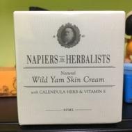 現貨❗️英國百年青春霜 Napiers the Herbalists 英國藥草教父《野生山藥青春霜》60ml