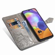 PU Leather 3D Mandala Wallet Etui Samsung Galaxy A51 5G 2020 Flip Case on Samsung A51 Cover Card Slot Samsung A 51 Coque