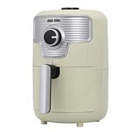 S-cubism【日本代購】氣炸鍋 零油健康1.6L 小巧個人用NFC-16LW-復古白