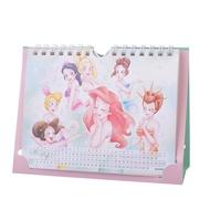2020年桌曆(史迪奇/米奇/美人魚/長髮公主)