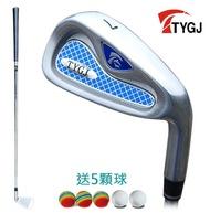 TTYGJ 7號鐵桿 鋼桿身 高爾夫球桿 男款球桿  高爾夫球 送練習球 【GOLAA3】
