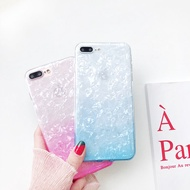 Colorful Gradient Conch Soft TPU Case For OPPO R17 R17 Pro A3/F7 Youth R15 Pro F7 A83/A1 Silicone Back Case For OPPO F5/A79/A73 A39/A57 A77/F3 A59/F1S R11S R11S PLUS R9S Plus/F3 Plus R9S R9 R9 PLUS