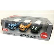 【Fun心玩】SU6213 麗嬰 德國 SIKU 6213 MINI COOPER 限量組 模型 小汽車 聖誕 生日 禮物
