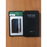美光MX500 250gSSD硬碟 外接盒 價錢可談