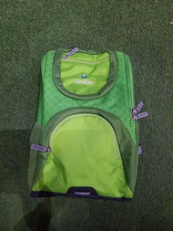 Deuter Ergonomic School Bag  Smart S Kiwi Clover